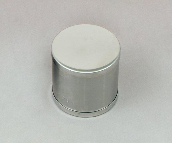画像1: ステンレス試料円筒 100ml 1個 (番号刻印無し) (1)