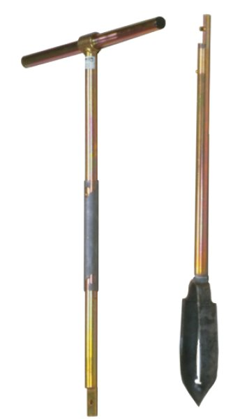 DIK-101A ホールオーガセット 1m用