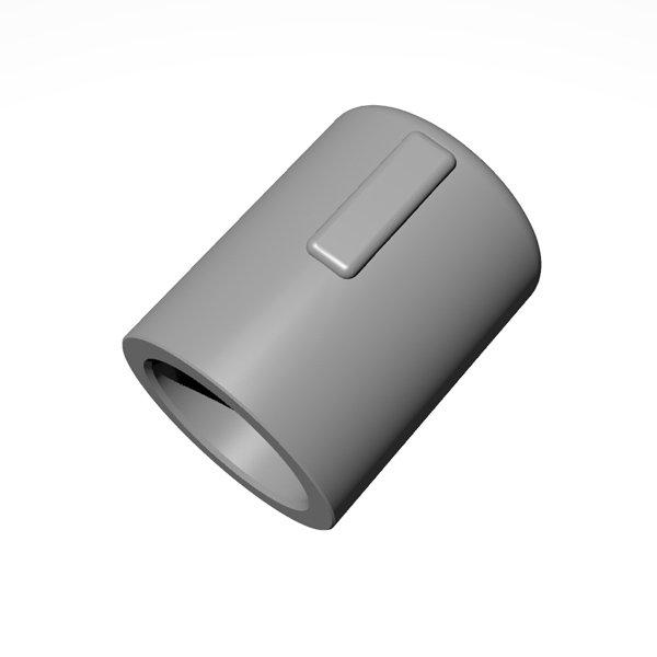 画像1: ゴム栓用カバー (1)